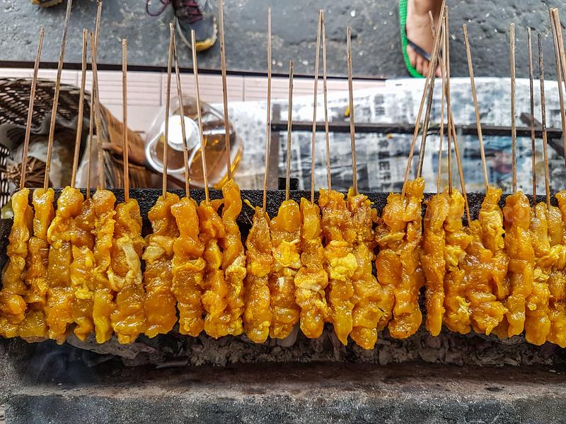 Sandakan foods June 2016
