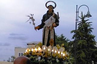 Noicattaro. Festa S. Antonio front