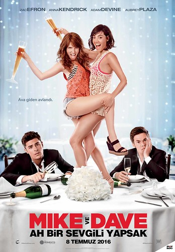Mike ve Dave: Ah Bir Sevgili Yapsak - Mike and Dave: Need Wedding Dates (2016)