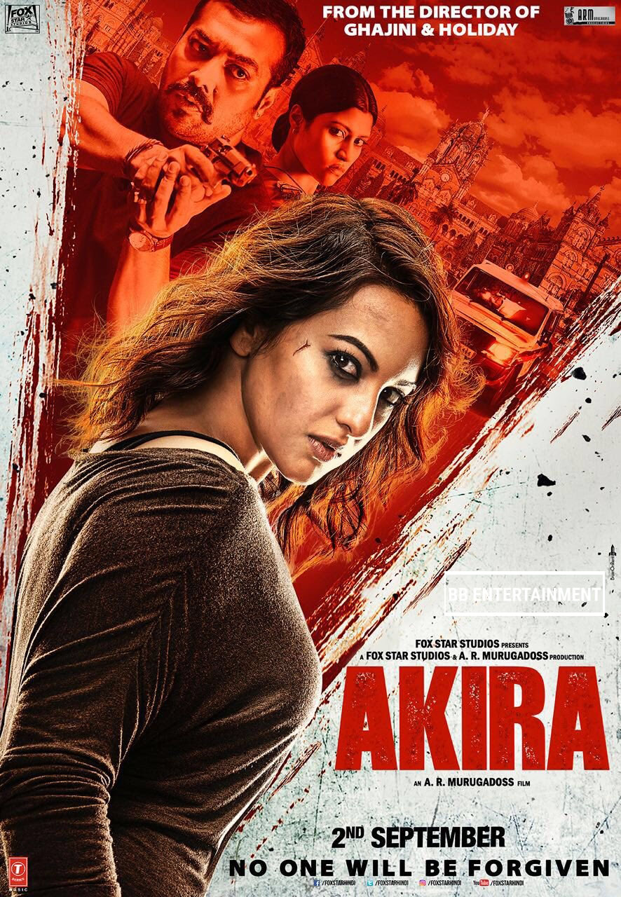 Akira (2016) 720p DesiSCR Rip – x264 AC3 5.1 (UpMix) – DUS 2.46GB