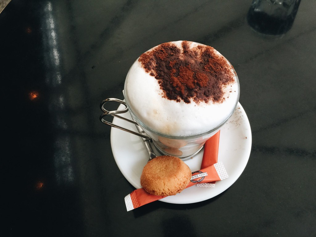 cappuccino paris