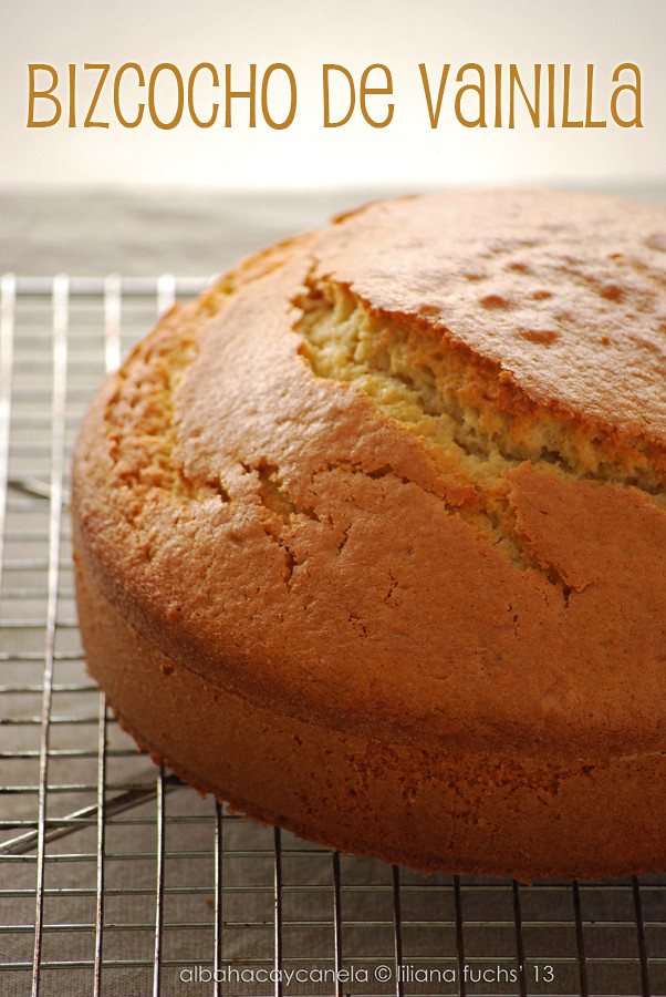 Simple Vanilla Cake Recipe Without Butter
