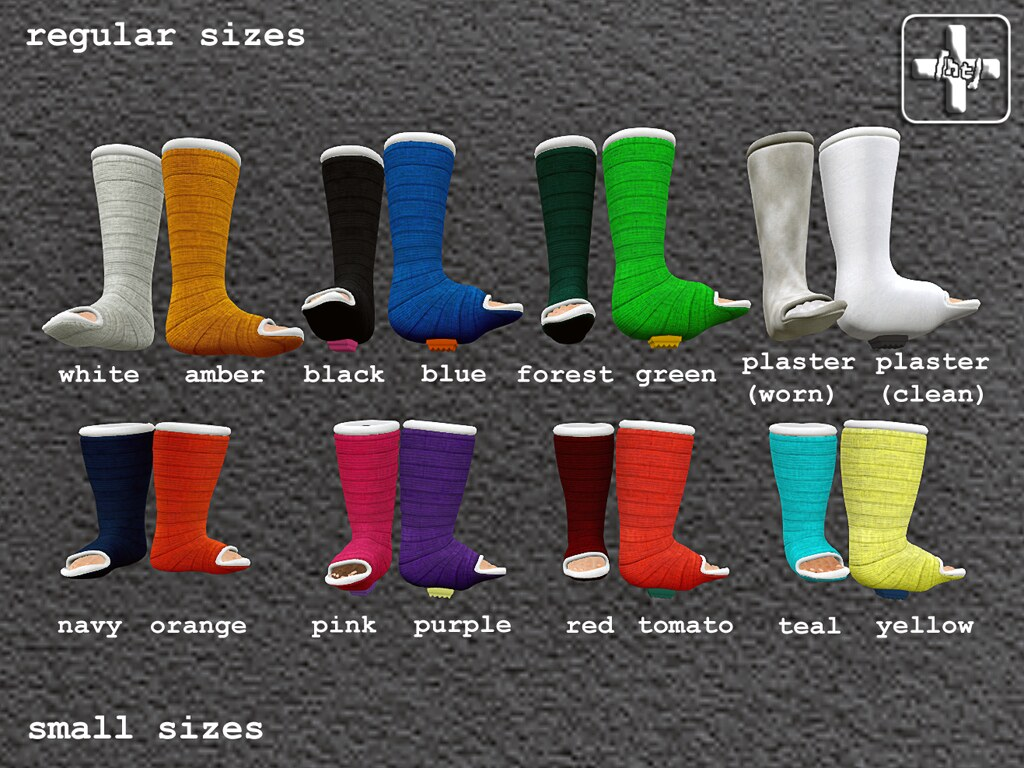 Colored cast - Boot Or Cast For Broken Ankle Hd Photo