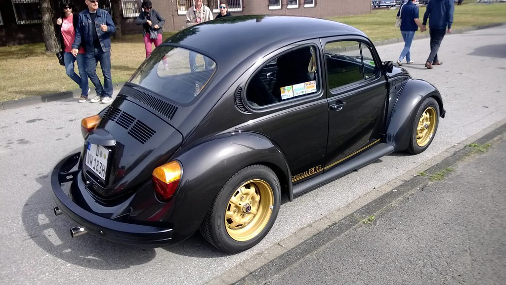 Volkswagen Beetle Ltd Edition Quot Special Bug Quot Mod 1983