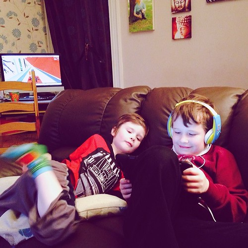 Happy brothers = a happy mama <3 #love #family #siblings #brothers