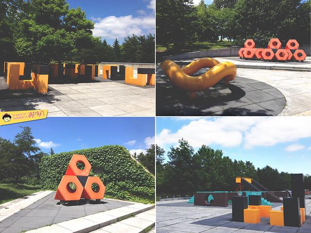 Hokkaido - Moerenuma Park by Isamu Noguchi 7