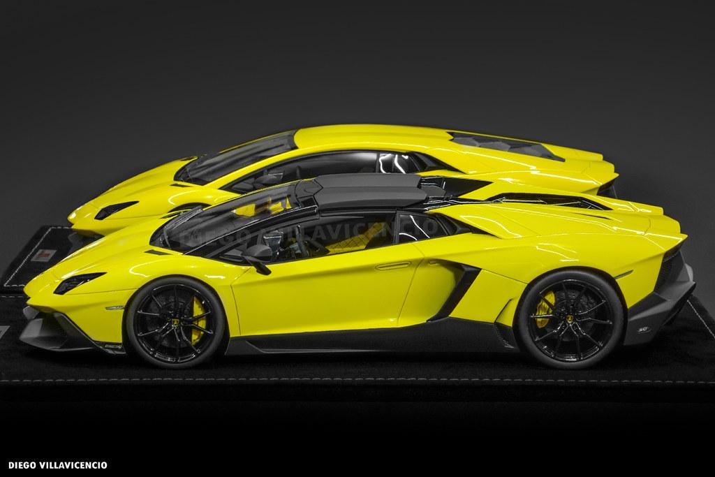 Lamborghini Race Car Fire