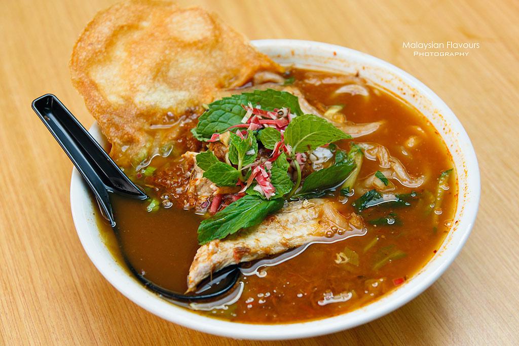 Jia Li Mian Shi Guan Penang assam laksa