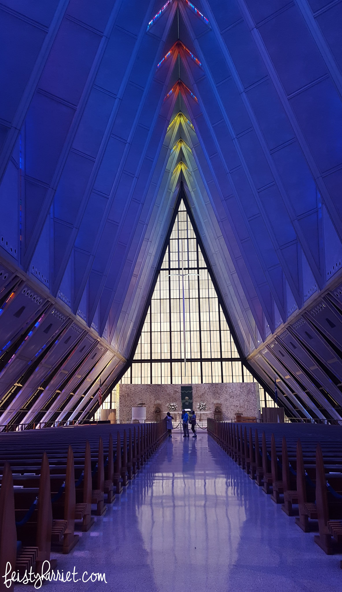 Air Force Academy_Cadet Chapel_feistyharriet_July 2016 (4)