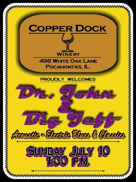 Copper Dock Big Jeff 7-10-16