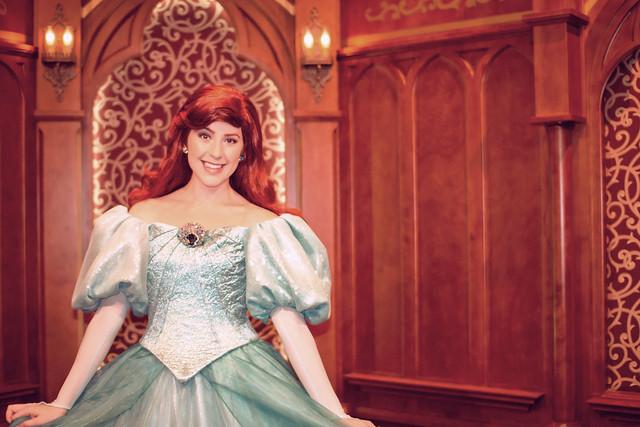 Ariel's new dress | Di...