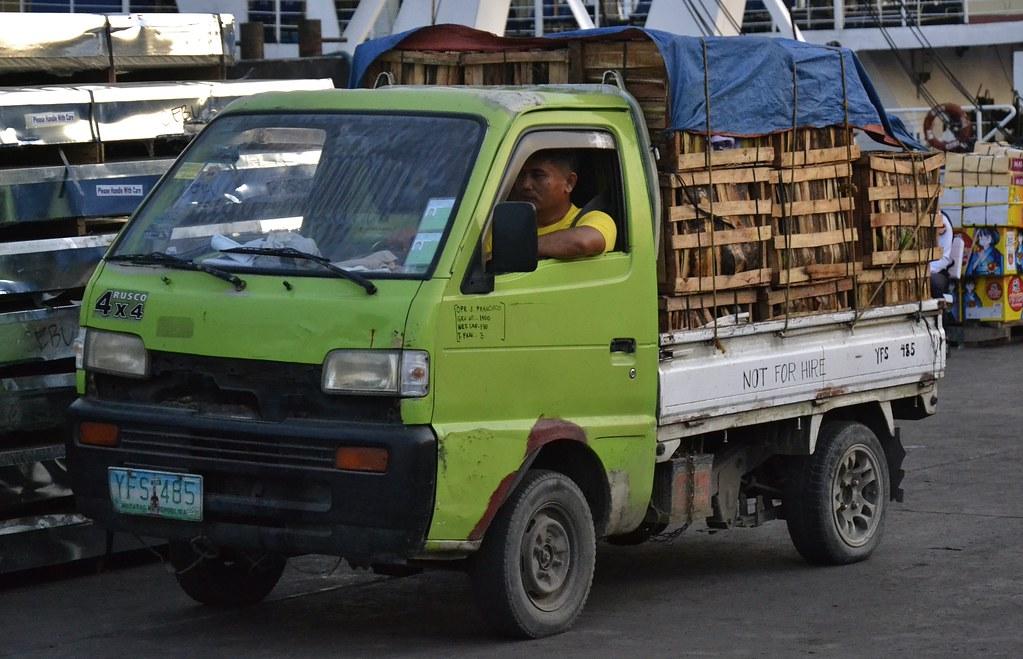 Suzuki Carry Truck / Cebu, Philippines | Custom_Cab | Flickr