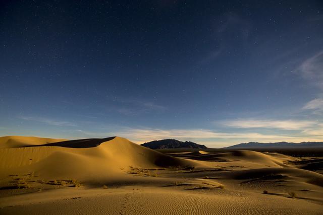 BLM Winter Bucket List #30: Cadiz Dunes, California, for Dramatic Photography of Pristine Wilderness