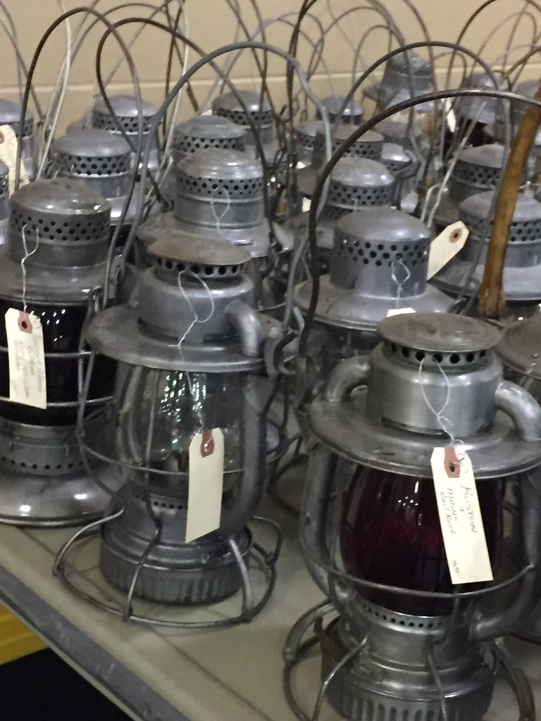 let there be light railroad lanterns for sale at the tampa flickr. Black Bedroom Furniture Sets. Home Design Ideas