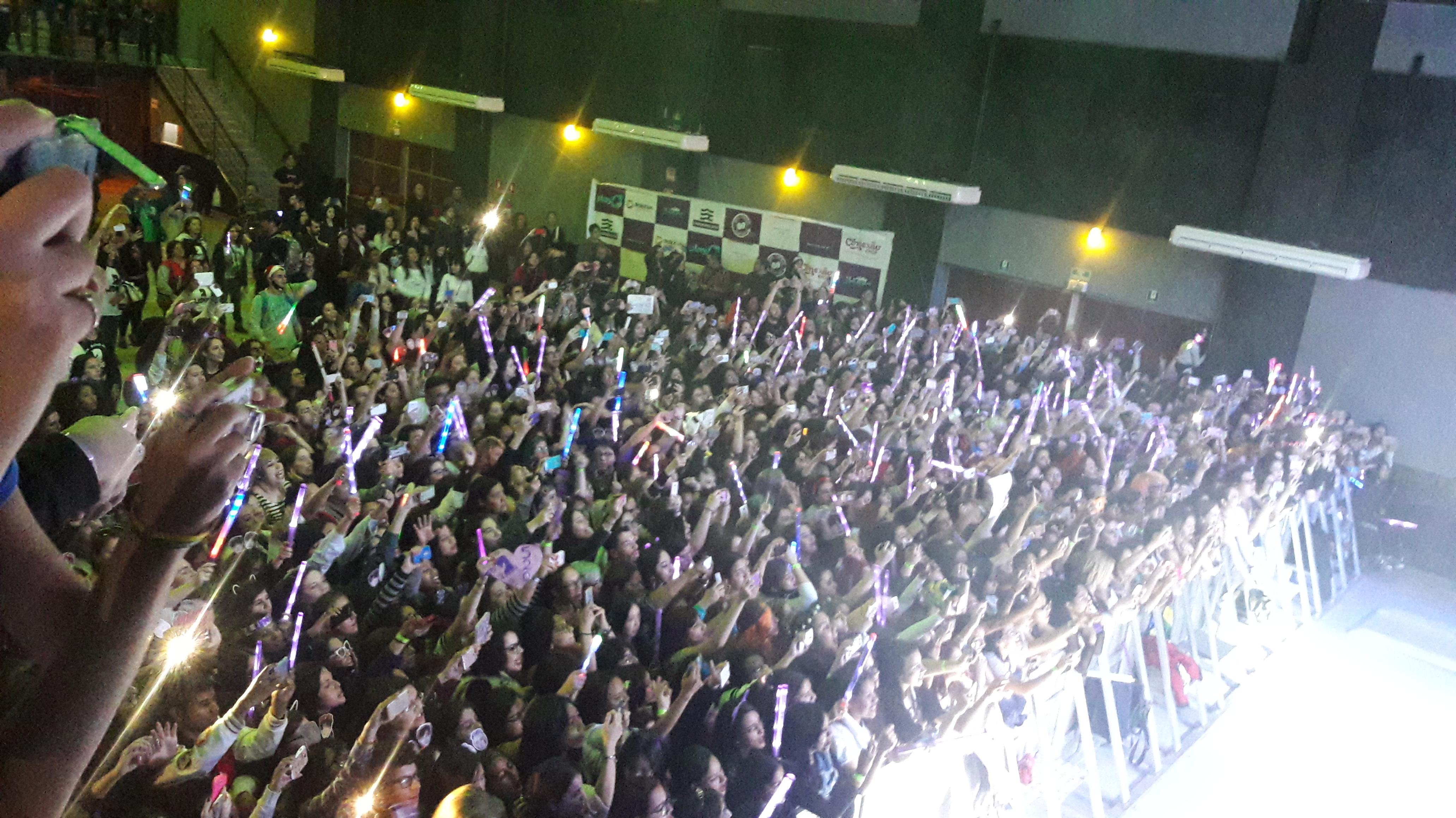 Confira o incrível Fanmeeting que o grupo UNIQ fez em São Paulo