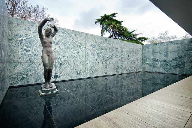Barcelona pavilion barcelona spain mies van der rohe flickr