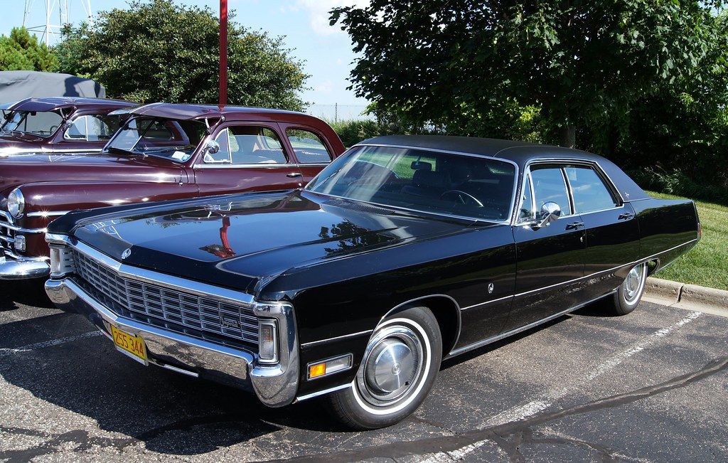 Walter White Chrysler >> 70 Imperial LeBaron | 1st Combined Convention 28th Annual Na… | Flickr