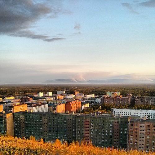 Far Russian North by Misha Ryazhenka
