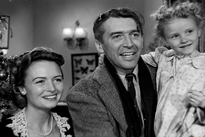 It 39 S A Wonderful Life 1946 Donna Reed James Stewart An Flickr