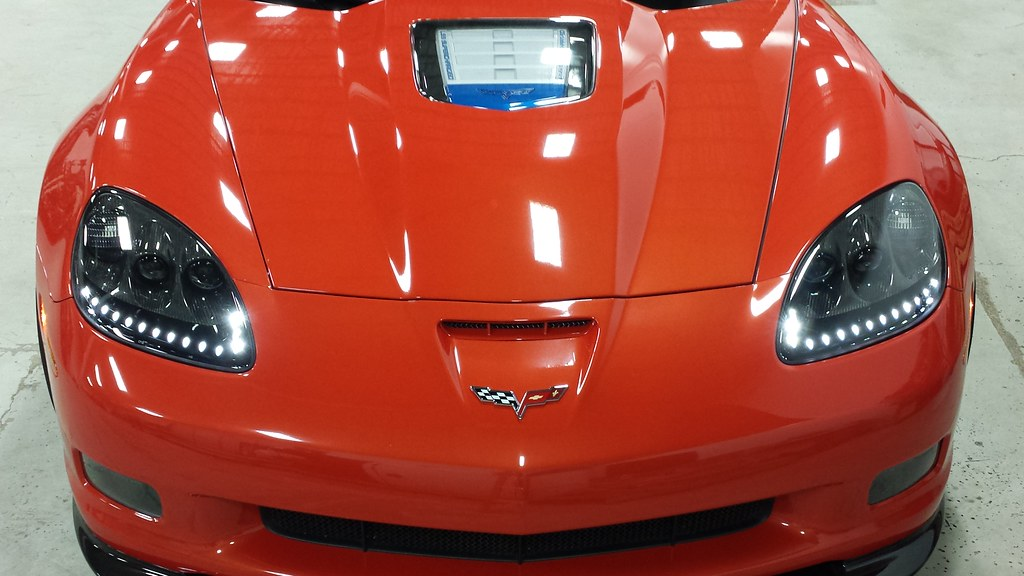 A Fda B D B on Corvette Zr1