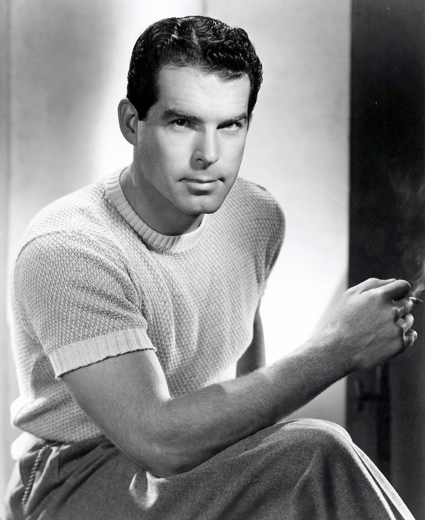 fred macmurray portrait photograph circa 1938