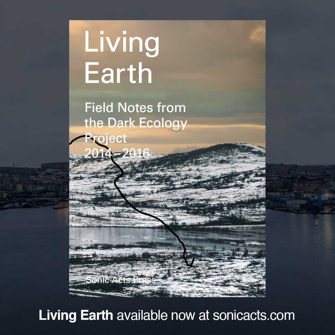 Living Earth (printed on dead trees)