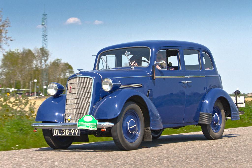 Opel 1,3 Liter Limousine 1934 (8657) | Manufacturer: Adam ...