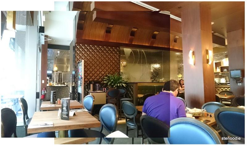 Paramount Fine Foods Yorkville interior