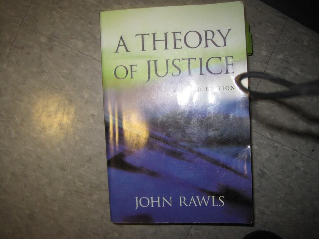 john rawls theory of justice essay John rawls born: john normative political philosophy began with the publication of john rawls's a theory of justice in the john dewey essays in.