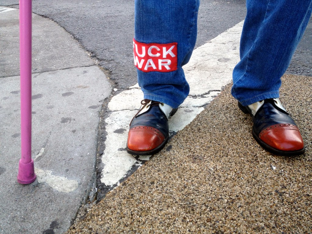 Anti Walking Shoes