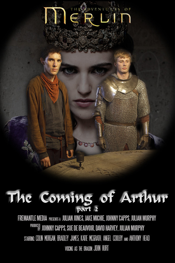 the coming of Arthur - part 2
