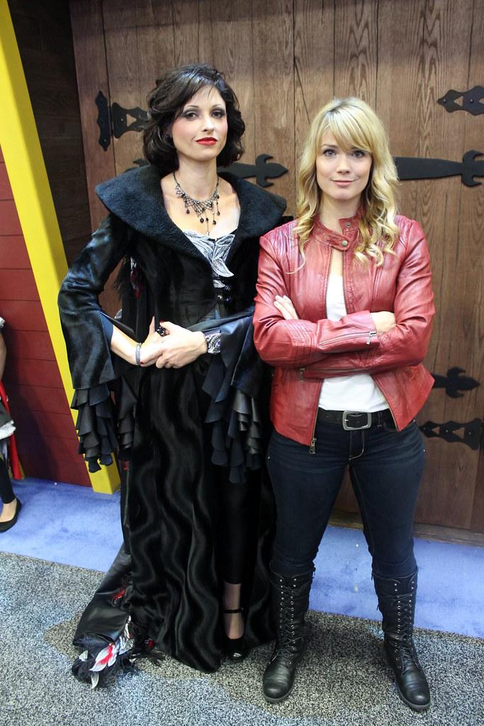 Meeting Regina Mills and Emma Swan | Taken between July 18 ...