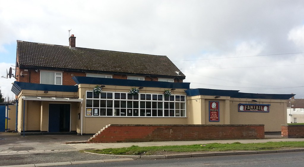 The Fantail, Kirkby, Liverpool | This was the pub which ...