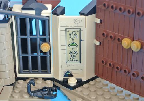 Lego Dc Comics Super Heroes 76056 Batman Rescue From Ra S