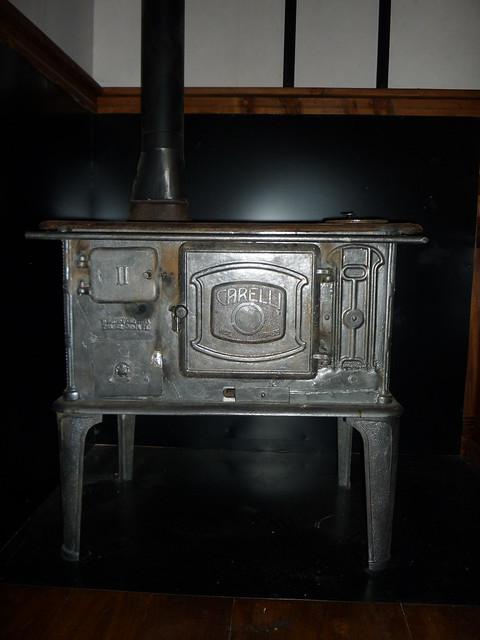 Cocina a le a fue la principal fuente de calefacci n emp - Cocina a lena ...