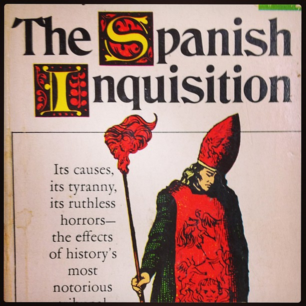 causes of the spanish inquisition The inquisition everyone has heard of is the spanish inquisition, but there was more than one inquisition.