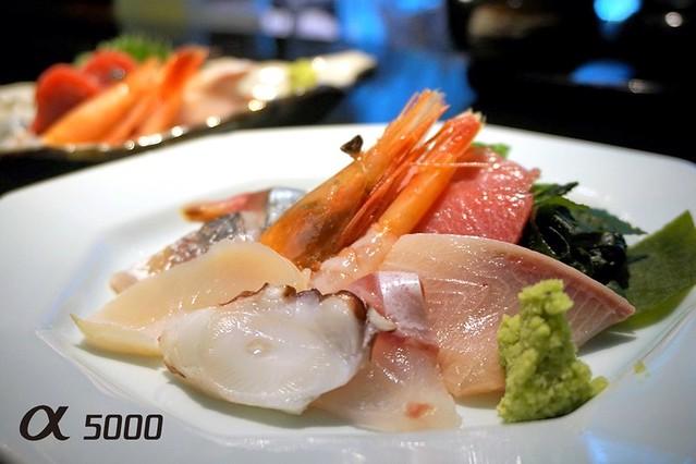 Omakase in KL - Kame Sushi, Hartamas -001