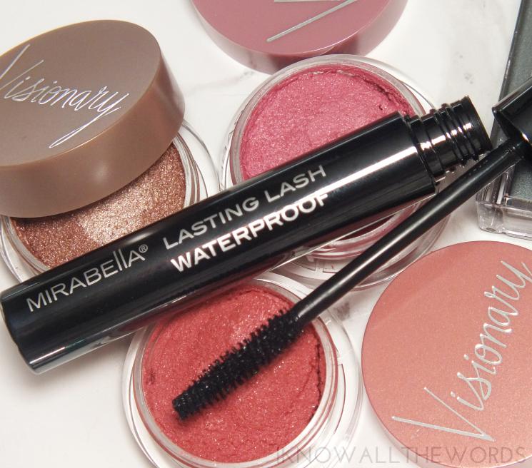 mirabella lasting lash waterproof mascara