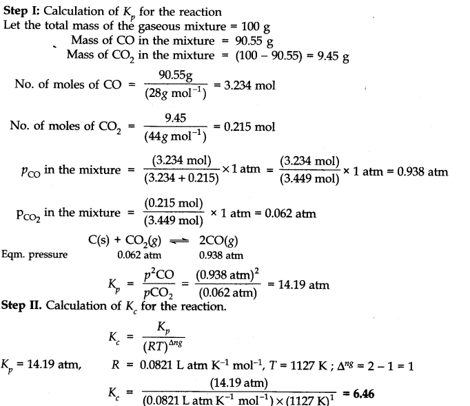 nelson chemistry exercise answers