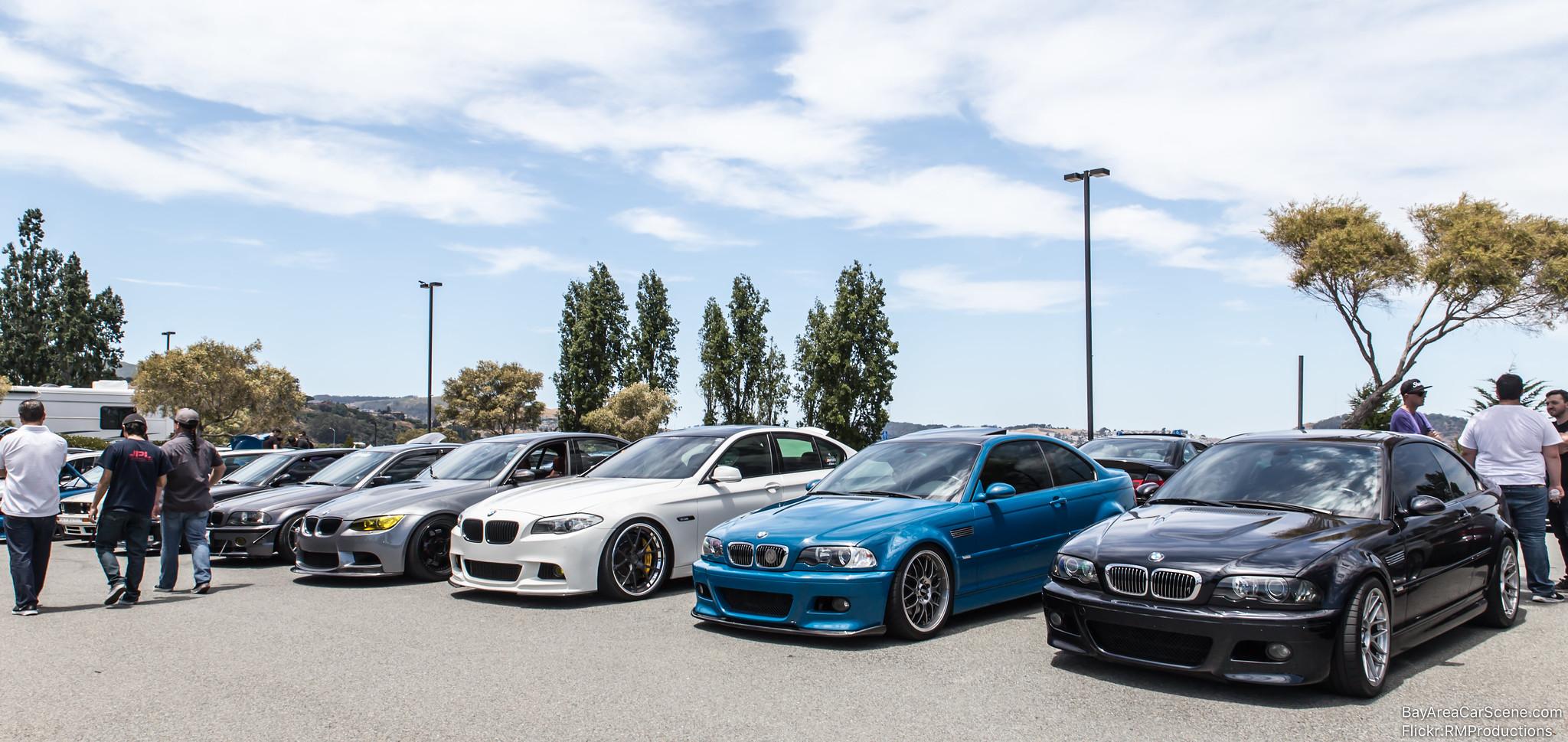 Bay Area Car Scene Flipwerkz Bmw Euro Meet