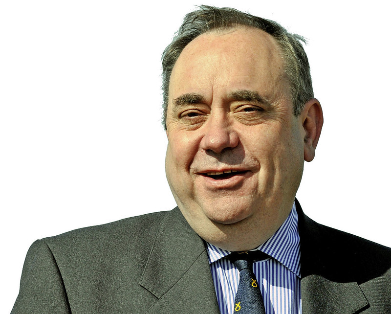 Photograph of Alex Salmond
