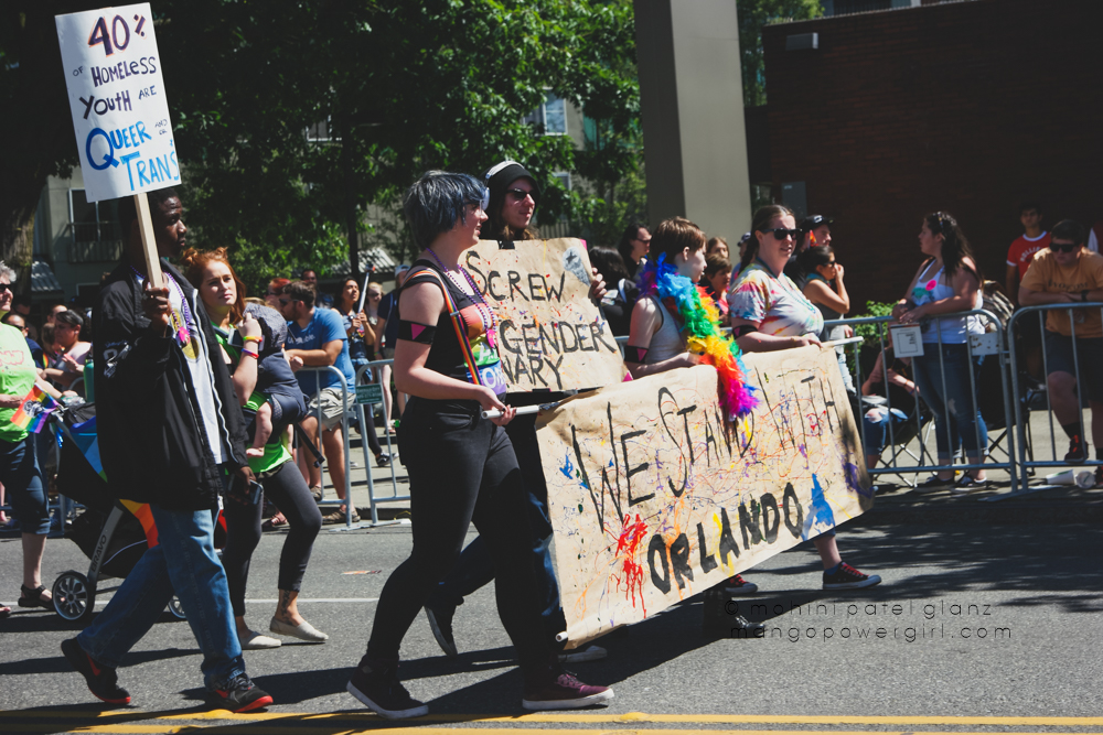 3 - 2016 seattle pride parade