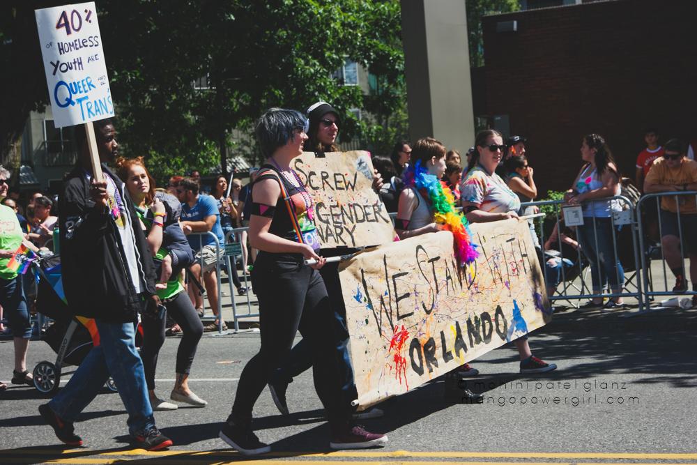 3 - 2016 seattle pride parade