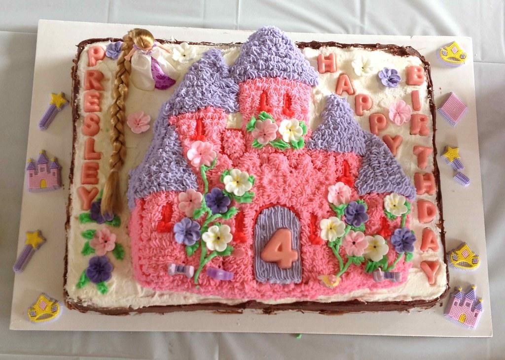 Castle Birthday Cake Kit