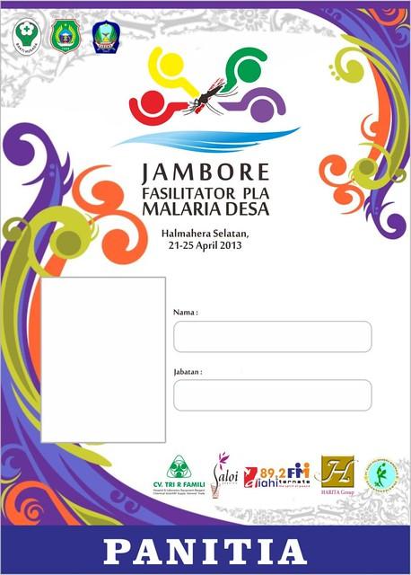 Desain Background Id Card Pramuka