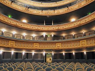 L'Opéra Graslin (Le Voyage à Nantes)