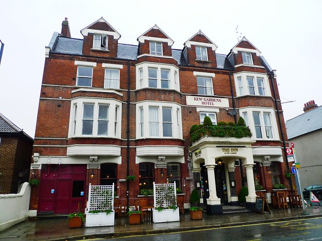 Inn At Kew Gardens Kew Tw9 Flickr Photo Sharing