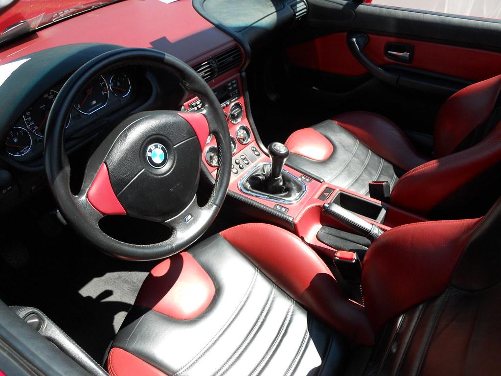 BMW Z3 ///M Roadster (interior)