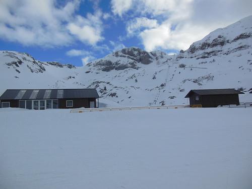 Fin de semana 22-23 Febrero 2014 – esquiando en Somport