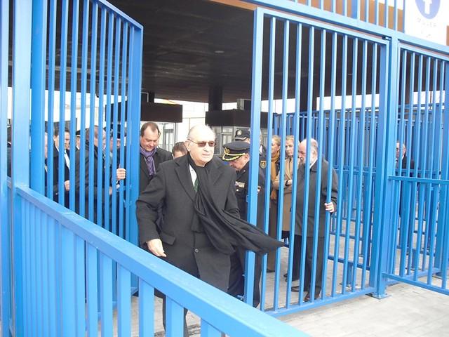 El ministro del interior jorge fern ndez d az durante el for Foto del ministro del interior